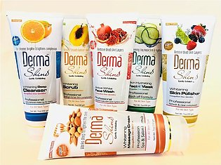 Derma Shine Facial kit 6pcs
