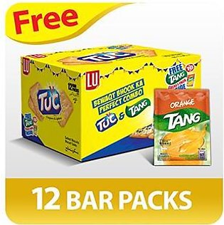 Free Tang with TUC BP (12 Bar Pack)