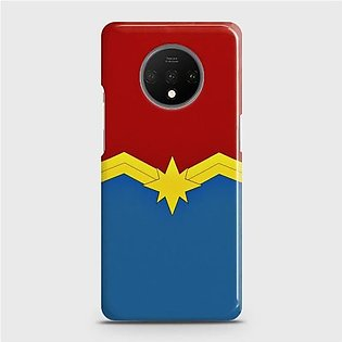 Oneplus 7t Cover - Skinlee Hq Hard Case - Super Women - Skinlee-612-1-546-407