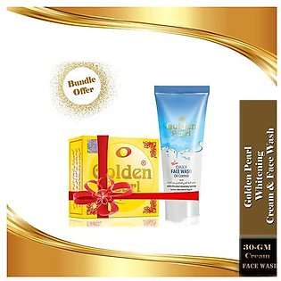 Oil control Face Wash & GP Cream for Brighter Skin