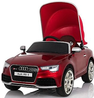 Audi RS5 Licensed Ride on Car Toy Kids CAR with Remote Control
