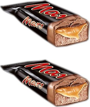 pack 10 Mars chocolate -51 gram
