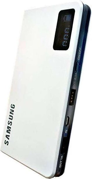 Samsung 40000mah Power Bank With 2 USB Port & LED Tourch