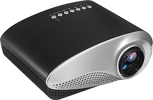 【Special Sale】Professional 1080P HD 3D Mini Projector Multimedia Home Theater...