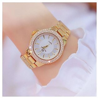Luxury Women Watches Ladies BS beesister Fashion Jewelry Buckle Watch Women's Alloy Strap Bracelet Clock Female Quartz Wristwatches