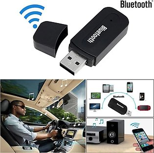 Wireless Car Music Receiver Bluetooth Aux Without Battery