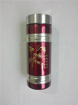 Beautiful Stainless Steel Double Wall Vacuum Thermos Bottle Insulated Thermal...