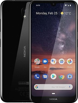 "Nokia 3.2 - 6.26"" Display - 2GB RAM - 16GB ROM - Android One"