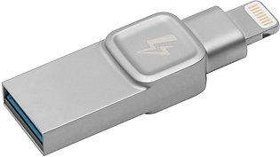 Kingston Bolt USB 3.0 Flash drive Memory Stick for Apple iPhone, iPads with i...
