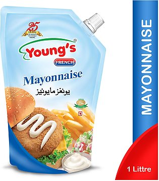 Youngs Mayonnaise 1 Liter