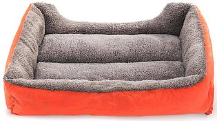 Large Pet Bed Cushion Mat Pad Dog Cat Cage Soft House Kennel Cra