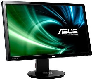 VG248QE Gaming Monitor -24  FHD (1920x1080) , 1ms, up to 144Hz, 3D Vision Ready