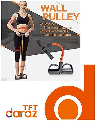 Sports Solutions Rubber Tummy Trimmer Tummy Trimmer Body Exerciser Machine