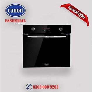 CANON 56 LTR GAS & ELECTRIC OVEN ( 8 FUNCTIONS) BAKING GRILLING OVEN WITH ROTIS…