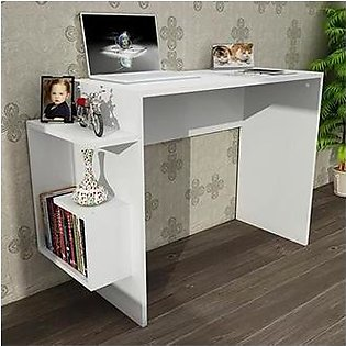 latest-Study table/computer table-TWST24-White