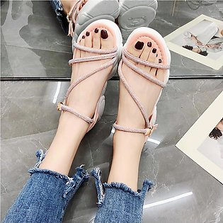 ✫ Good Quality ✫ Sandals Women's Casual Shoes Roman Shoes Summer Thick Sandals …