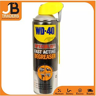 WD-40 Fast Acting Degreaser 500Ml Smart Straw