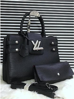 2pcs Set Women Ladies Handbag