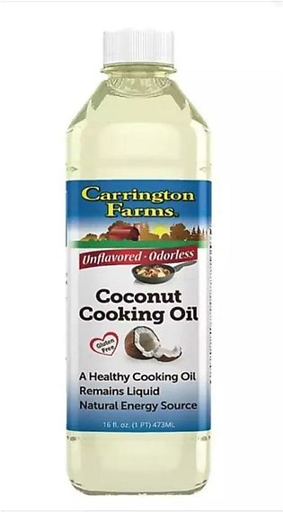 Pack of 4 - Carrington Farms Coconut Cooking Oil 50 ML