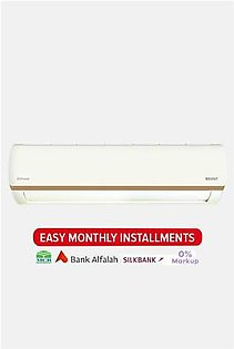 Orient Split Air Conditioner 1.5 Ton Delta-18 (White)