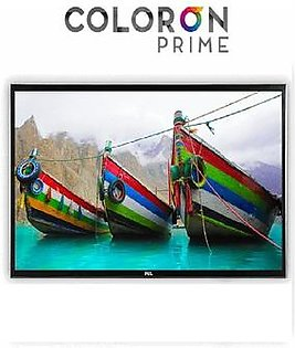 "PEL Led TV 40inch HD - 40""- Black"