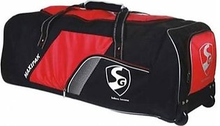Team Cricket Kit Bag with Wheels