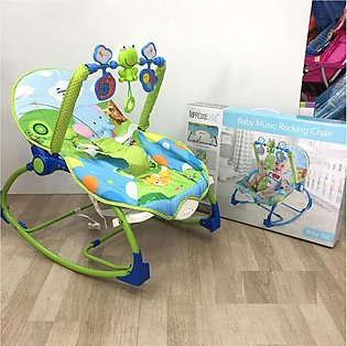 Happicute Baby Music Rocking Chair