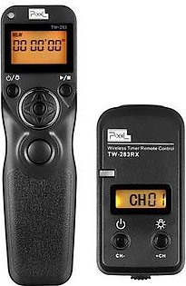 Pixel TW-283 E3 Wireless Timer Remote Control For Canon 70D 60D 700D Pentax K5 K7 K5II