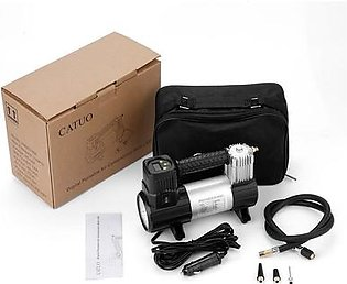 CATUO Digital Portable Air Compressor With LED Tire Inflator 150Psi
