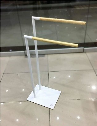 TOWEL STAND - BRAND FANLIN - MADE IN TAIWAN - SIZE 24x48x81 cm -  F858-FW