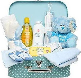 PACK OF 9 +  1 GIFT  BORN BABY ACCESSORIES GIFT PACK