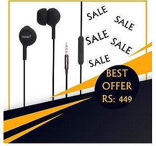 Ronins R9 / R-9 ORIGINAL Handfree with extra Ear Buds