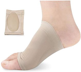 Compression Arch Support with Comfort Gel Pad,Arch Brace for Flat Feet Cushions…