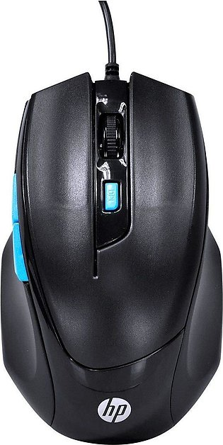 HP M150 Usb Wired Gaming Mouse Black