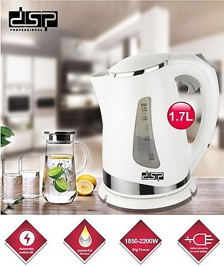DSP Electric kettle 1.7 Liter