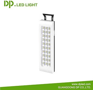 Dp 716B – Rechargeable Emergency Smd Light - White