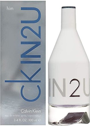 C K IN2U by C K For Men EDT Spray Best Quality Fragrance