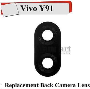 Vivo Y91 Replacement Back Camera Lens Glass For Y91