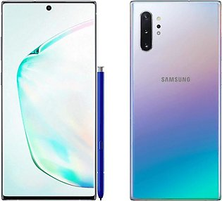 SM-N975 Galaxy Note 10 - Plus - 12GB RAM - 256GB ROM - PTA APPROVED Aura Glow