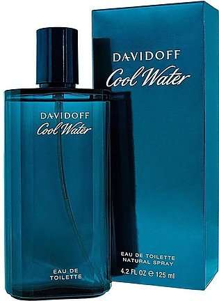 David off cool water perfume for men's