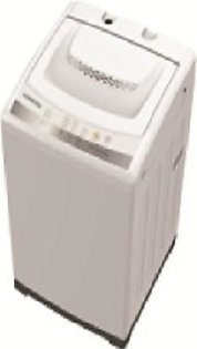Kenwood KWM-8001FAT S - Fully Automatic Imported Washing Machine - 08kg - Silver