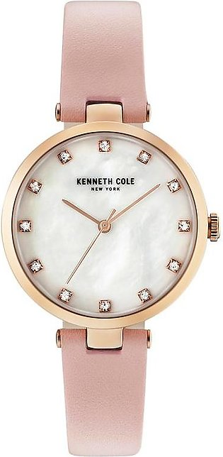 Kenneth Cole New York KC50257005 - Stainless Steel Wrist Watch for Women