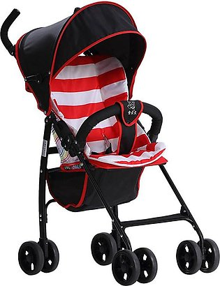 Foldable Baby Stroller Kid Jogger Travel Infant Pushchair Lightweight High View