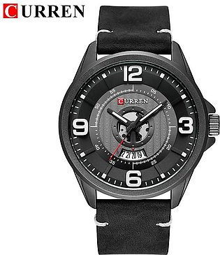 CURREN Watches Men Luxury Brand Army Military Quartz Wrist Watch Casual Busin...