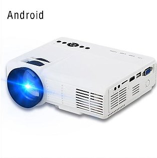 Tiny Projector New Entertainment Portable Home LED Mini Mini Projector