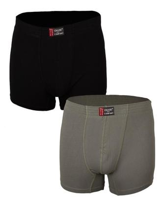 Chase Value Centre Mens Boxer Short Trunk - Pack of 2