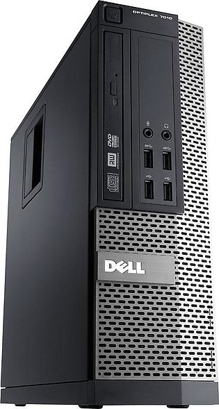 Optiplex 990 SFF Intel Core i5-2100 3.10Ghz 4 GB DDR3 Ram 500GB Hd  Windows 1...