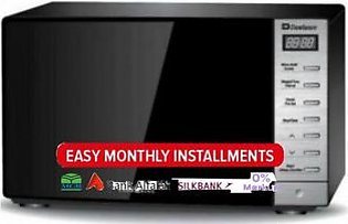 Dawlance Microwave Oven Cooking Series DW-297 GSS - Black