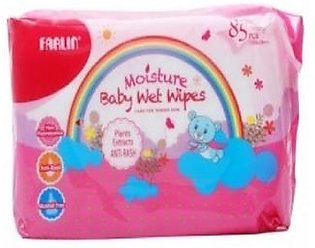 FARLIN BABY WIPES 85 PCS ANTI-RASH