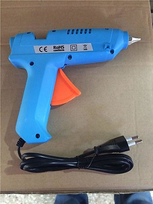 Original Glue Gun Large 60w-Glue Sticks with 1 Year Warranty - Hot Melt Glue Gun